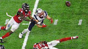 Edelman Amazing Catch in Super Bowl 51
